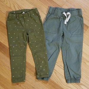 3T girls pants